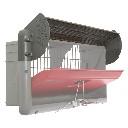 Nastaw kierunku przep�ywu powietrza do wlot�w w pomieszczeniach inwentarskich