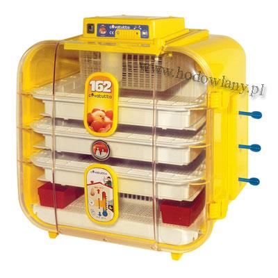 Inkubator do wylegu jaj 120-ka półprofesjonalny - zdjecie 1