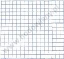 Siatka zgrzewana ocynkowana drobna, oczko 6,3x6,3mm 1m x 5mb