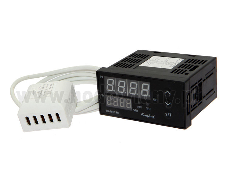Elektroniczny regulator wilgotno�ci PID profesjonalny TS-700RH - zdjecie 1