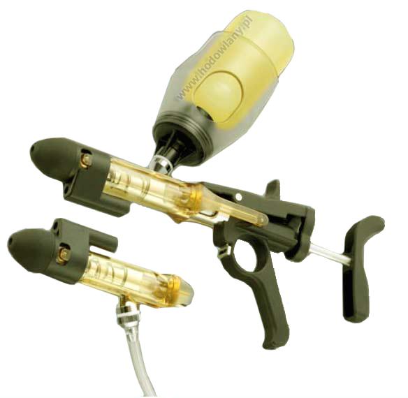 Automatyczna strzykawka SAFE-MATIC z systemem bezpieczeństwa