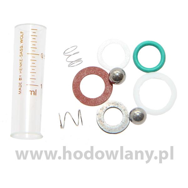 Zestaw naprawczy duży do strzykawki HSW Uni-Matic 1 ml
