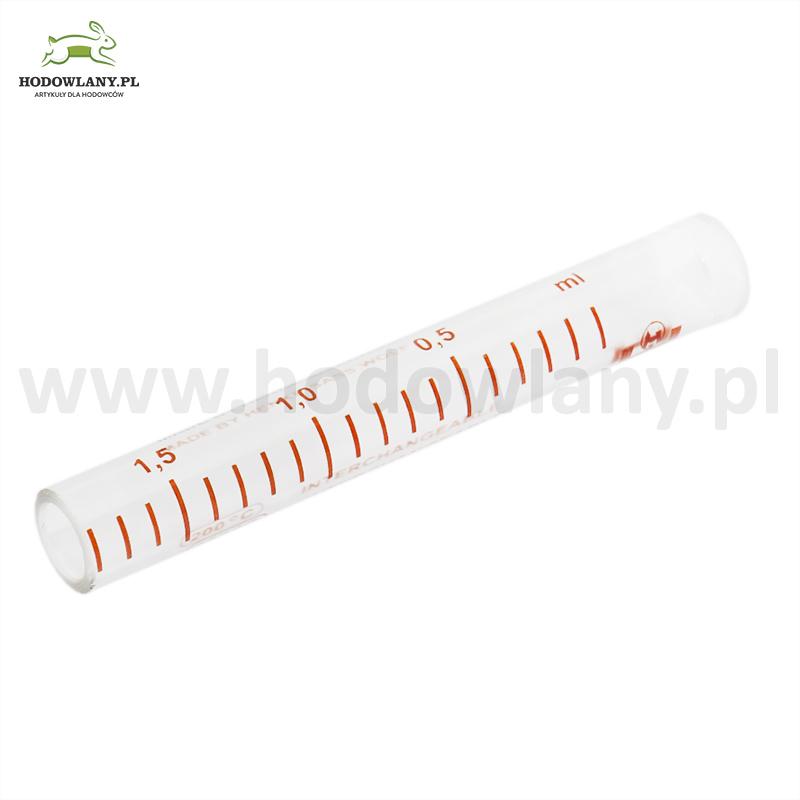 Cylinder do strzykawek Henke-Ject 1,8 ml