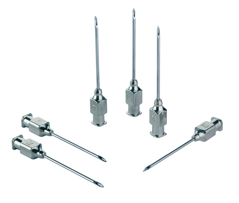 Igły weterynaryjne wielorazowe mocowanie Luer-Lock - zdjecie 1