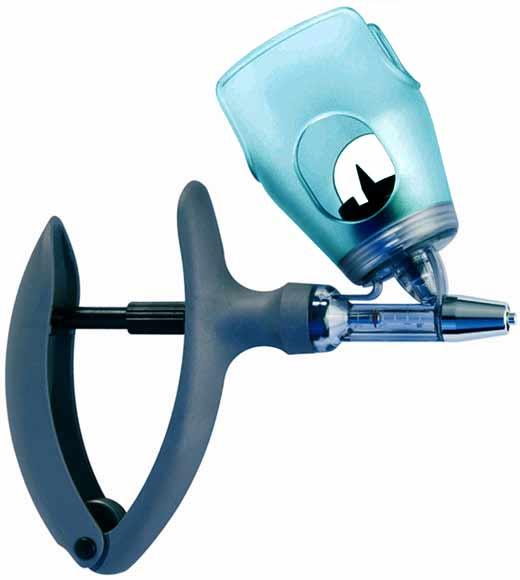 Strzykawka automatyczna  ECO-MATIC 0,3 ml precyzyjne dawkowanie