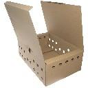 Karton do transportu bażantów 60 x 40,5 x 22 cm  - zdjecie 3