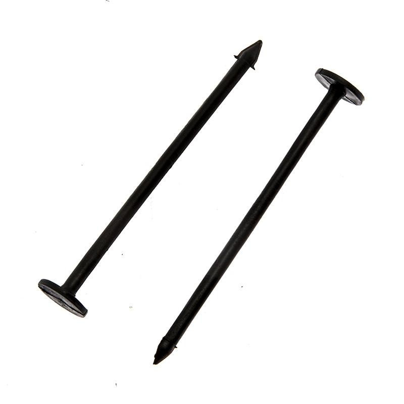 Szpilki kołki 14 cm do mocowania agrotkanin i agrowłóknin 100 szt. - zdjecie 1
