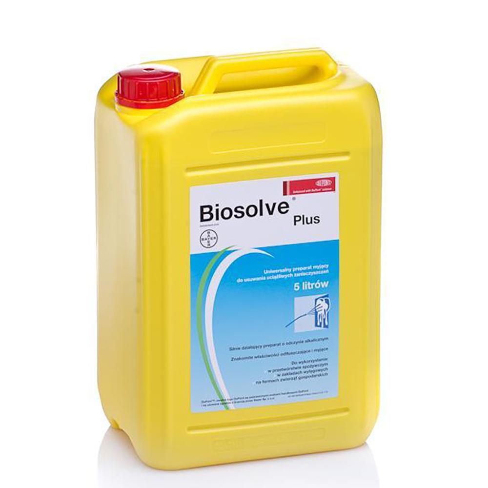 Biosolve Plus - uniwersalny środek czyszczący - zdjecie 1