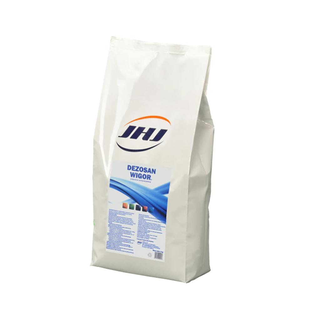 DEZOSAN WIGOR 2 kg sucha dezynfekcja ściółki uniwersalny dla gołębi, drobiu, trzody i bydła - zdjecie 1