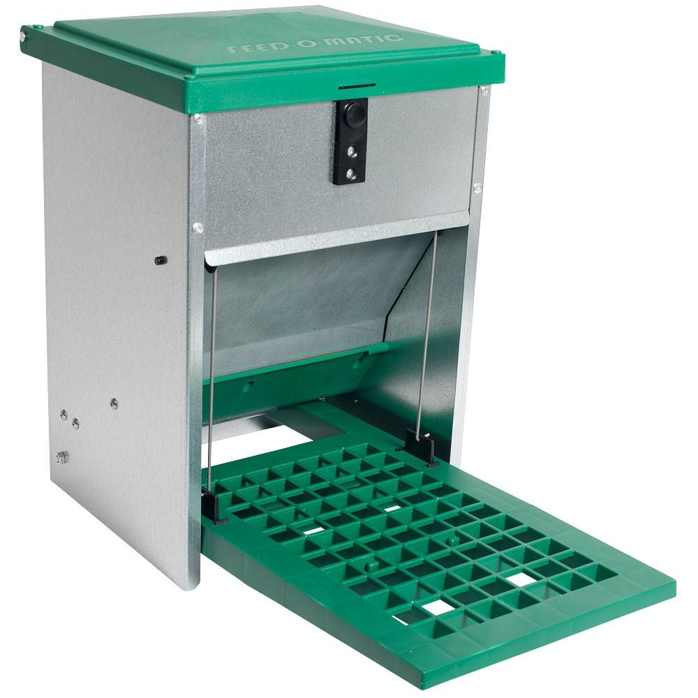 Karmidło dla drobiu automatycznie zamykane Feed-Saver 5 kg  - zdjecie 1