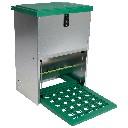 Karmnik zewnętrzny dla drobiu samozamykany Feed-Saver 12 kg - zdjecie 2