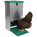 Karmidło zewnętrzne dla drobiu automatycznie zamykane  Feed-Saver 20 kg