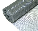 Siatka pleciona ocynk oczko 5 x 5 mm drut 0,8 mm 5 mb w rolce - zdjecie 2