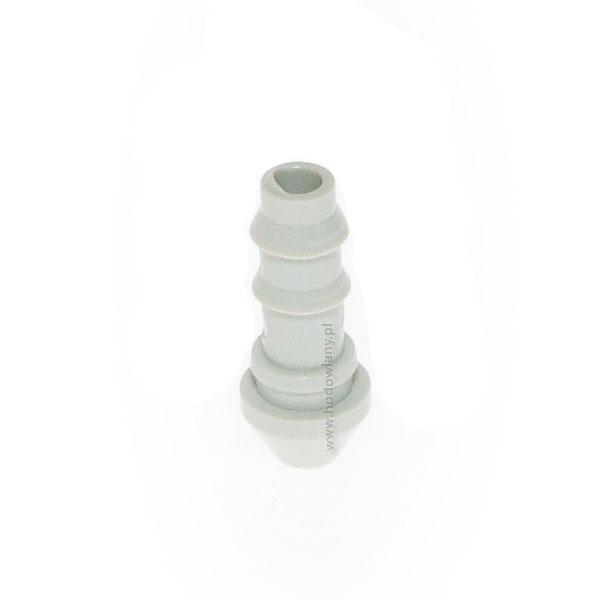 Króciec węża  - wejście węża fi 7 mm (TAV 4) - zdjecie 1