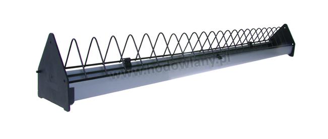 Karmnik dla gołębi z otwieranym mostkiem podziałowym 75 cm - zdjecie 1