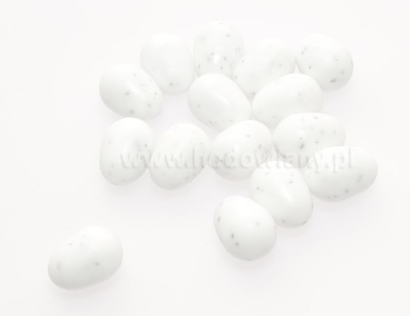 Sztuczne jajka dla ptaków egzotycznych 10 sztuk cętkowane - zdjecie 1