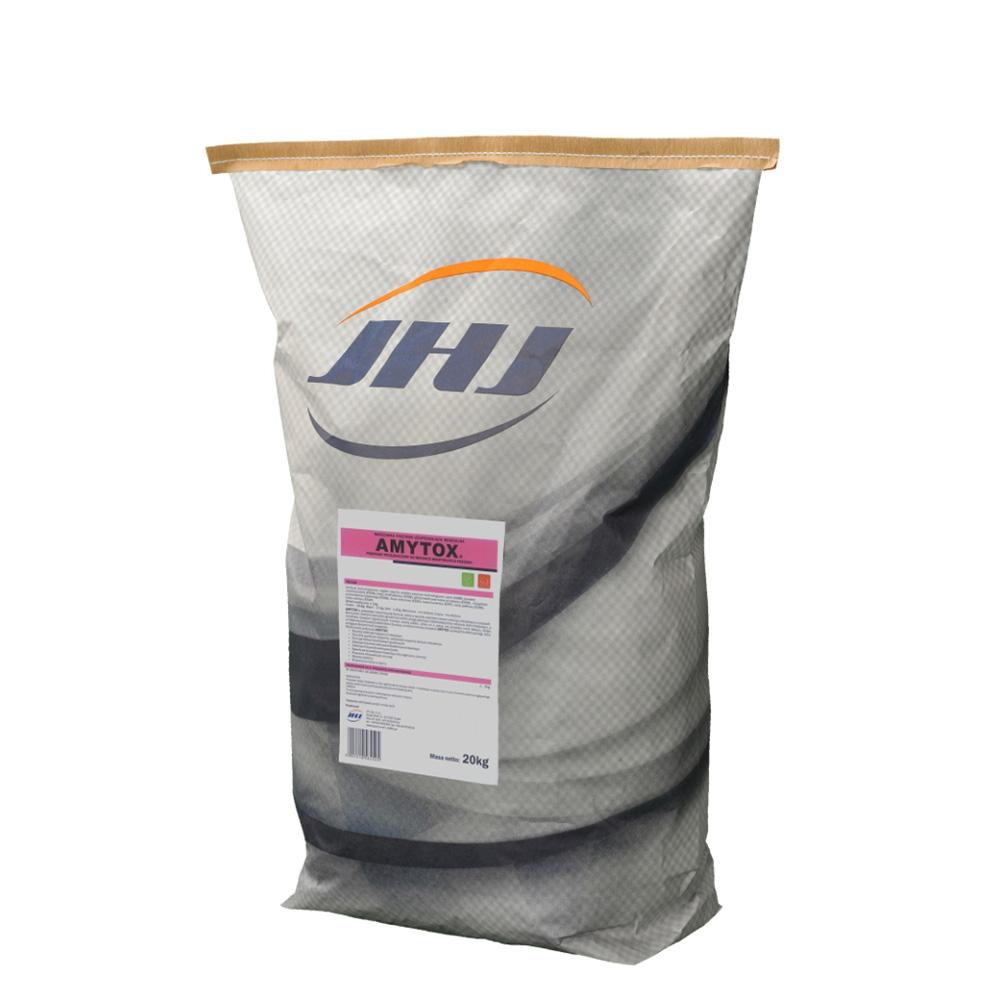 AMYTOX 20 kg preparat do pasz zwalczający mytotoksyny dla drobiu i trzody chlewnej - zdjecie 1