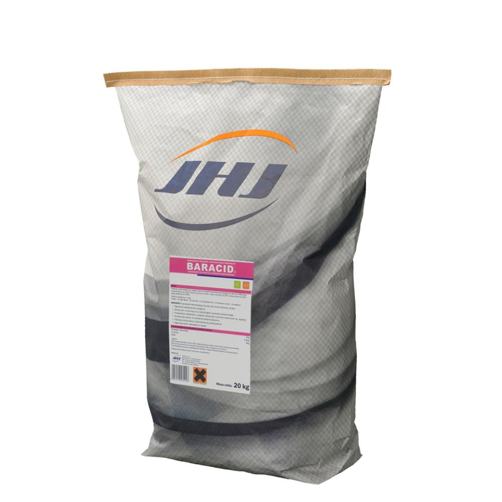 BARACID 20 kg zakwaszacz paszowy dla trzody i drobiu