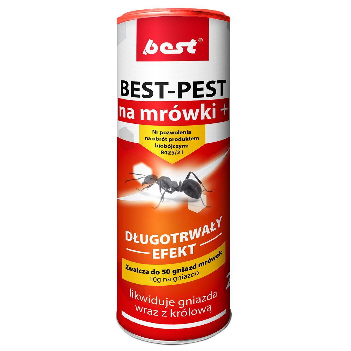 Preparat do zwalczania mrówek w granulkach 120 g