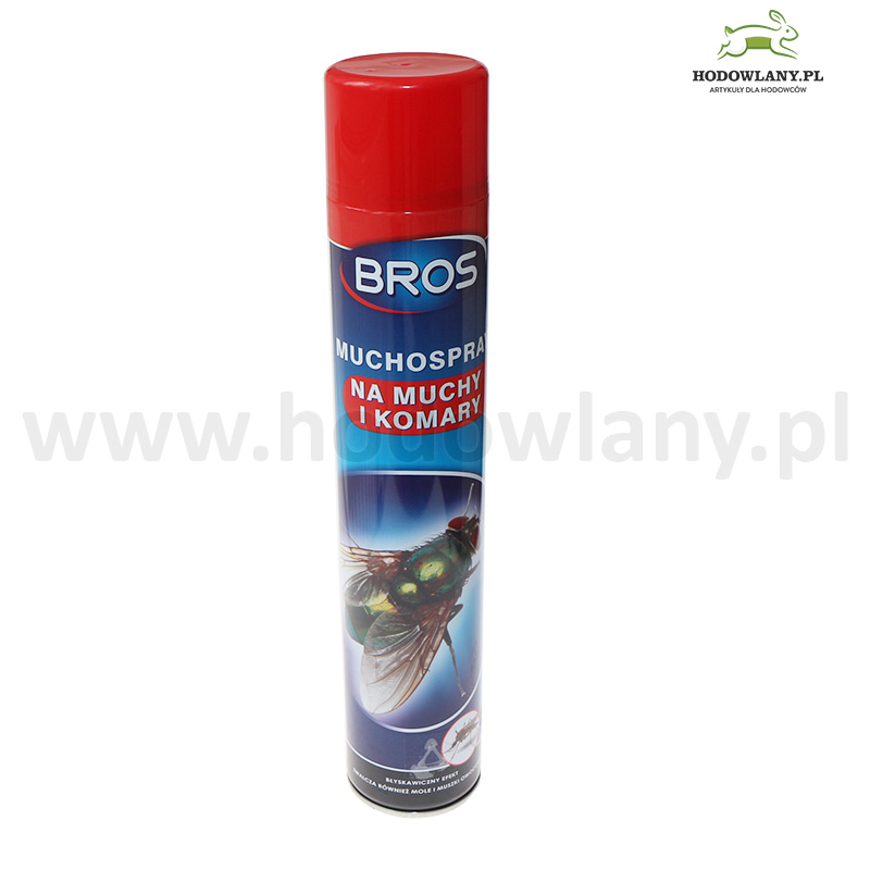 Spray na muchy i komary 750 ml