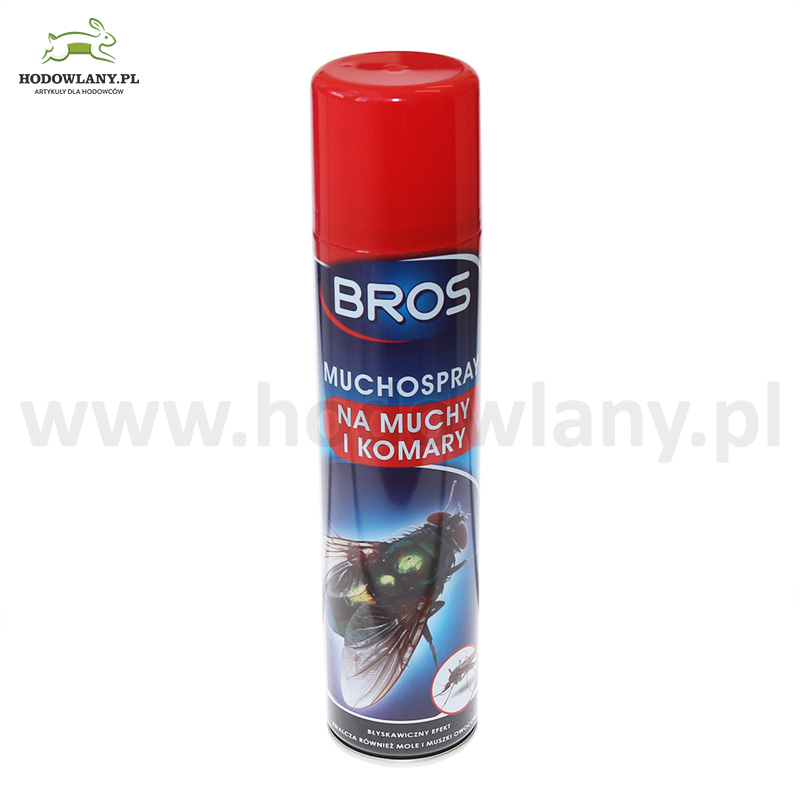Spray na muchy i komary MUCHOSPRAY 250 ml