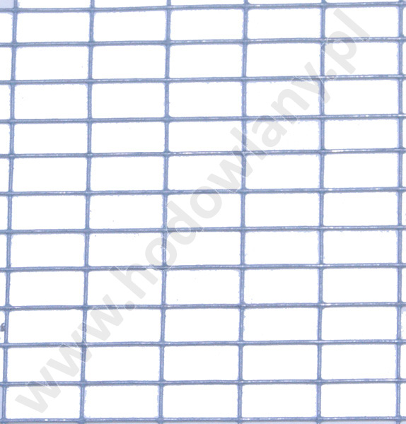 Siatka zgrzewana ocynkowana oczko 13x25mm - zdjecie 1