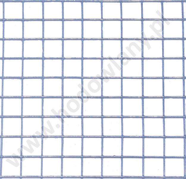 Krata zgrzewana do budowy wolier ocynkowana 5 mk - oczko 16 x 16 mm - zdjecie 1