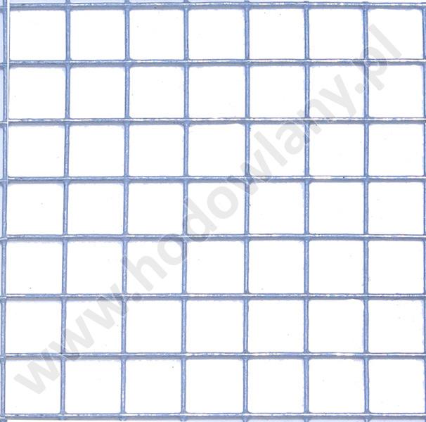 Siatka - Krata zgrzewana ocynkowana oczko 19x19mm - zdjecie 1