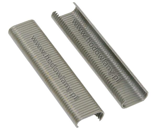 Zszywki ze stali nierdzewnej 50 sztuk do zszywacza okrężnego