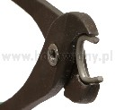 Łącznik krat zgrzewanych spinki ze stali nierdzewnej - 50 sztuk - zdjecie 2