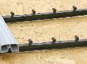 Ruszta listwowe spody do klatek dla królików - listwa dystansowa - 1 metr