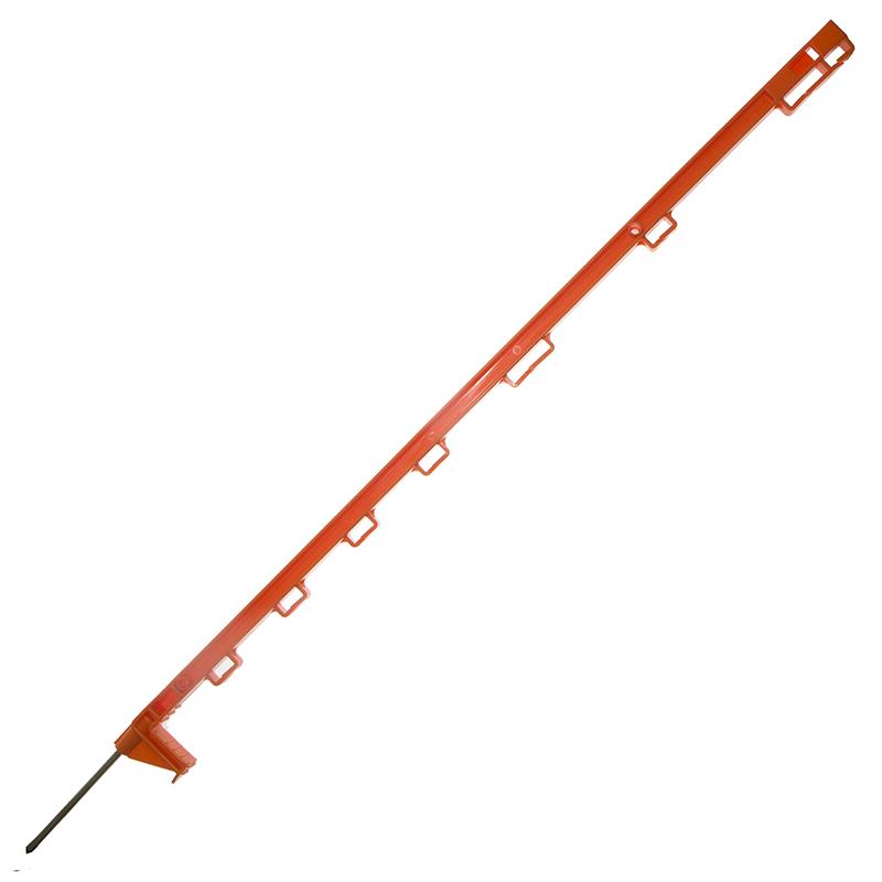 Palik słupek pomarańczowy do pastuchów elektrycznych 105 cm
