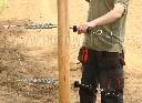 Sprężyna do przejścia bramowego do pastucha - zdjecie 2