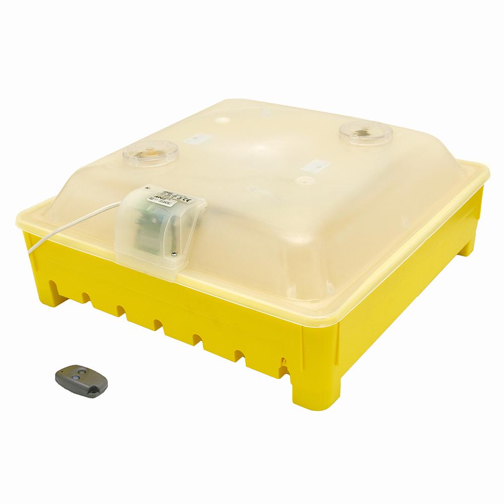 Inkubator iKar 42-120 sterowany pilotem automatyczne obracanie jaj - zdjecie 1