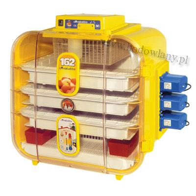 Inkubator do wylegu jaj 120-ka półprofesjonalny automat - zdjecie 1