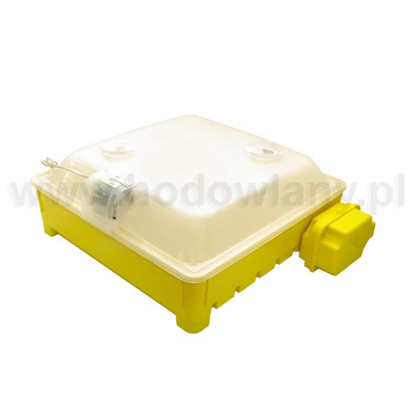 Inkubator lęgowy iKar z silnikiem automatycznie obracającym jajka - zdjecie 1