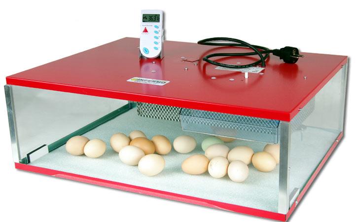 Inkubator lęgowy uniwersalny do 120 jaj kurzych - zdjecie 1