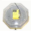 Inkubator iBator HOME 60 z wyświetlaczem temp. i wilgotności + zbiornik na wodę - zdjecie 3