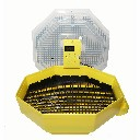 Inkubator iBator HOME 60 z wyświetlaczem temp. i wilgotności + zbiornik na wodę - zdjecie 4