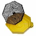 Inkubator iBator HOME 60 z wyświetlaczem temp. i wilgotności + zbiornik na wodę - zdjecie 5