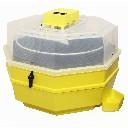 Inkubator iBator HOME 120 z wyświetlaczem temp. i wilgotności + zbiornik na wodę
