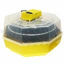 Inkubator z klujnikiem iBator HOME 60 z wyświetlaczem temp. i wilgotności