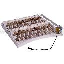 Taca z silnikiem do obracania jaj 42 jaja kurze 120 jaj przepiórczych - zdjecie 1