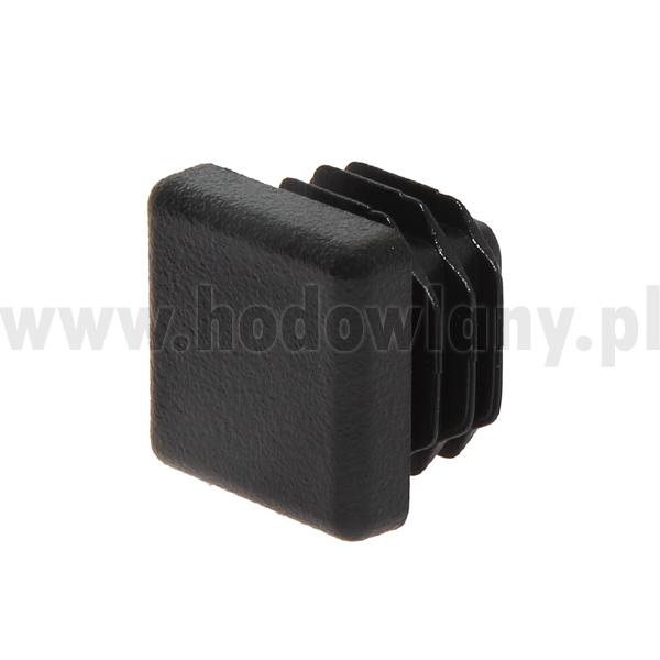 Zaślepka zatyczka na ruę PCV 22 x 22 mm - zdjecie 1