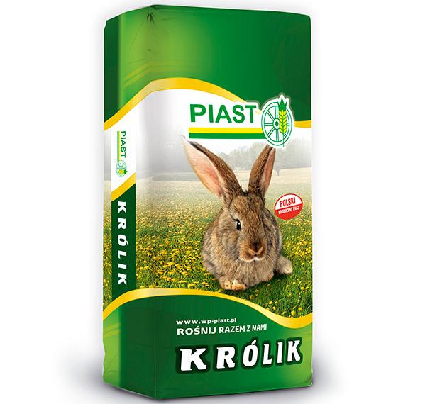 Pasza karma dla samic matek królików KRÓLICA granulat 25 kg