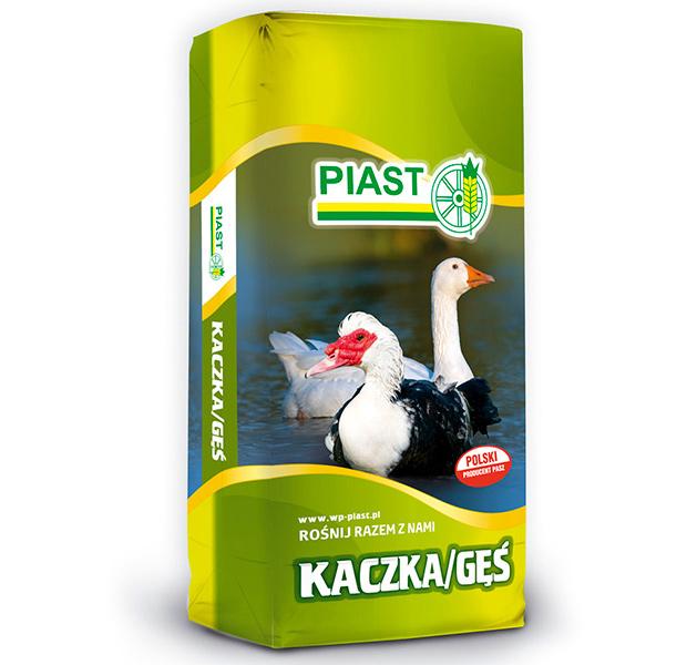Pasza karma dla kaczek i gęsi pow. 3 tyg. 2G KACZKA granulat 25 kg