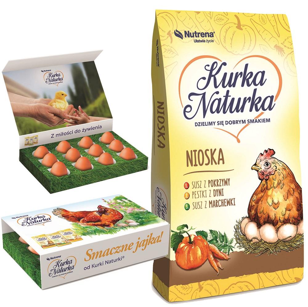 Pasza dla kur niosek Nutrena Nioska sypka 25 kg