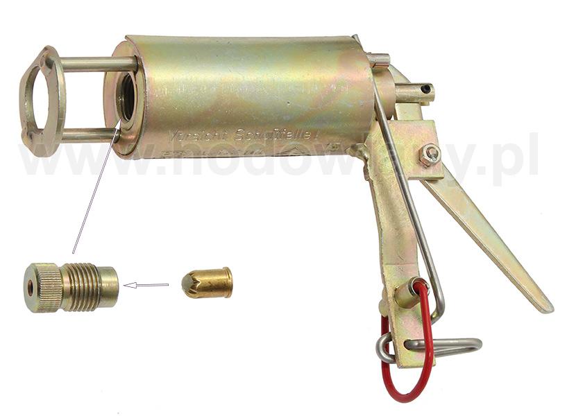 Pułapka gazowa na krety i nornice SHOTGUN - zdjecie 1