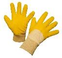 Rękawice robocze powlekane lateksem - zdjecie 3