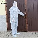 Zestaw odzieży ochronnej jednorazowy XXL - zdjecie 4